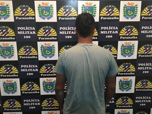 A prisão ocorreu na rua Jaime Queiroz de Carvalho