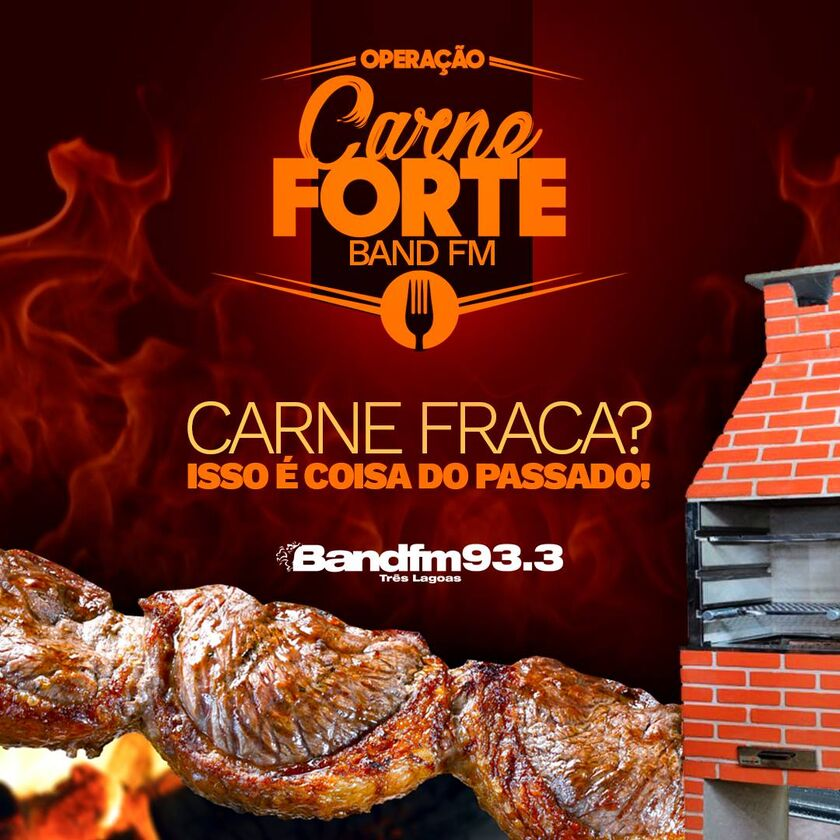 Promoção Carne Forte Band FM